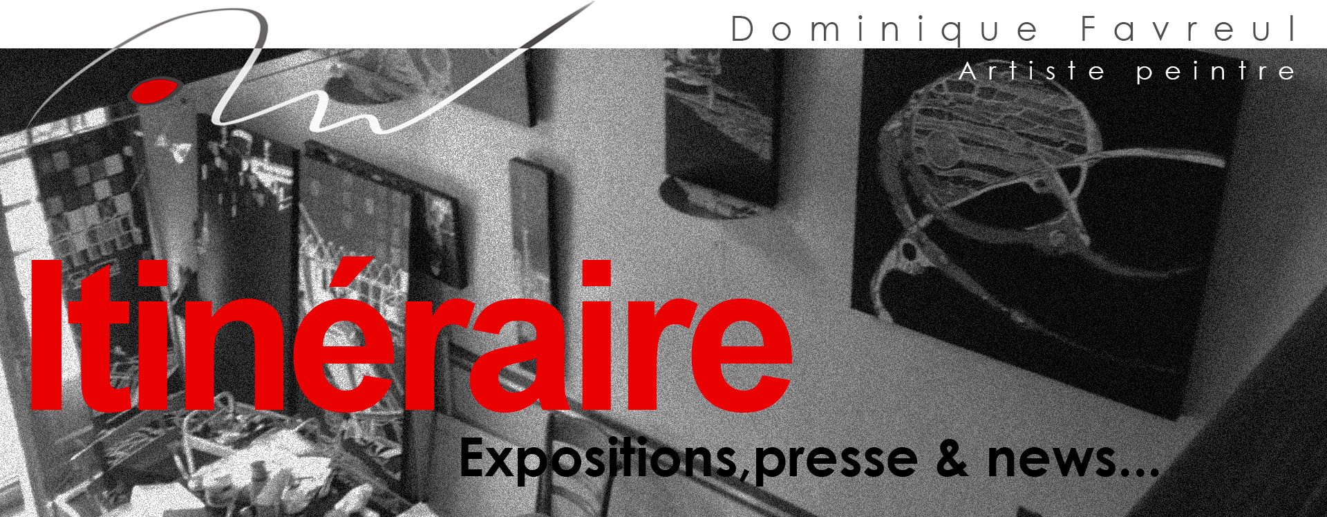 chapitre itinéraire expositions formation certifications presse